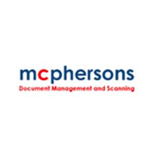 McPhersons Document Management & Scanning