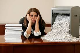 Could a professional shredding service improve office productivity?