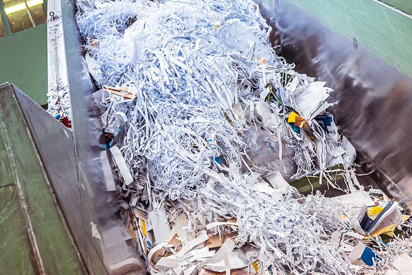 Why choose off-site shredding?